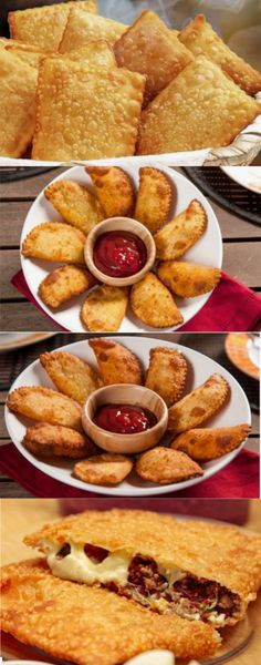 Empanadas Recipe, Love Eat, Antipasto, Easy Cooking, Meal Planning, French Toast, Appetizers, Food And Drink, Tasty
