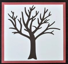 Thankful Tree Project #thanksgiving #silhouette