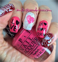 Amie is a local nail design expert who blogs regularly with new nail design ideas. View her Nail Diary at http://am1ec.wordpress.com/ 20140213-194452.jpg