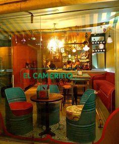 Resultado de imagen para restaurantes vintage campestre