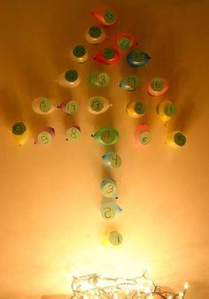 Pop the Balloon Advent Calendar