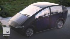 The solar powered car that's actually affordable -> http://mashable.com/2016/08/19/solar-powered-car-sion-sono/   From Sono Motors in Munich comes the 'Sion' solar powered car. Boasting a 155 mile range and only a $17000 price tag the prototype is bound to be gaining attention and capital to back its crowdfunding venture on Indiegogo. Read more...  More about Mashable Video Tech Crowdfunding Indiegogo and Automobiles Technology News & Trending Visit --> http://digitaltechnologynews.com #tech…