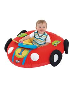 This Red Car Play Nest is perfect! #zulilyfinds