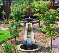 asian fountains - Google Search