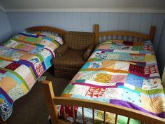 Adorable kids quilts