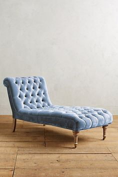 Chaise looooooooonguuuue.  I want one (comes in all kind of colors).  #anthropologie