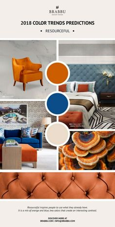 Interior Design Shop invites you to read How To Decorate Your Home With Pantone 2018 Color Trends Predictions. Color Trends 2018, Design Trends 2018, 2018 Color, 2018 Interior Trends, Home Trends, Bedroom Trends 2018, Home Decor Trends 2018, Mood Board Interior, Contemporary Home Furniture