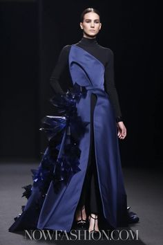 Stephane Rolland Couture Fall Winter 2013 Paris - NOWFASHION