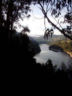 Muy buenos días desde el paraíso. Embalse de Doiras (Asturias)