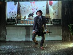 Tap dancing in the rain?  The masterpiece. Los Angeles based eyelash supply Allied Trading likes it!
