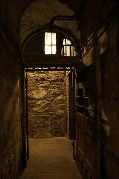 Kilmainham Gaol. Dublin.