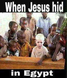 Lmaoooo, ancient Egypt was BLACK and so is CHRIST according to the bible... #HebrewIsraelites spreading TRUTH #ISRAELisBLACK ... Praise AHAYAH and Yashaya (Savior) CHRIST