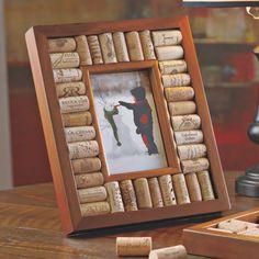 Wine Cork Picture Frame Kit