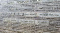 11.11.1 Snowdon summit 💜 2017