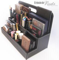 El rincón de Rosalz: Mi organizador de Maquillaje - IKea
