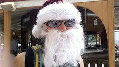 santa klaus, Super Klaus Santa -super klaus santa aka: super klaus santa, singer song writer and running santa klaus for good causes. aka: Christopher j. wauben