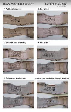Scale modeling tutorials by Bera Károly. #scalemodeling #models #tutorials #modelairplane