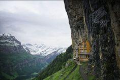 lugares-exoticos-del-mundo-Ebenalp-en-Suiza