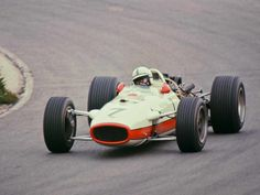 1967 GP Holandii (John Surtees) Honda RA273