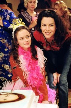 My favorite TV show in the world. Gilmore Girls!