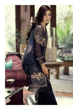 Mbroidered Eid 2015 Maria B Dresses