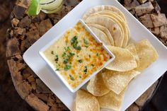 Zocalo KC -  It's #NationalChipAndDipDay! Celebrate with Zócalo's made-from-scratch queso fundido!