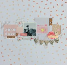 January 2015 HIP KIT CLUB LO created by DT member, Kali Bertazzon
