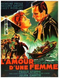L'Amour d'une femme (The Love of a Woman, 1954)