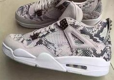 After this weekend's first release of the Air Jordan 4 Pinnacle, those fans of the silhouette with deeper pockets now have the second ultra-premium edition to look forward to. This time the Air Jordan 4 Pinnacle gets decked out in … Continue reading →