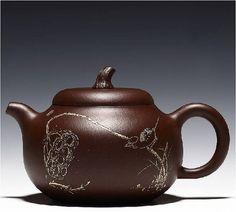 Qie Duan  teapot Premium and Treasure Tea pot by Chinateaware, $175.00