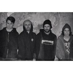 SORE crew - Myles / Vince / Ainden / Foz  Sore Skateboards - www.s0re.com