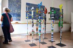 Ausstellung im Alten Schulhaus Schweigen