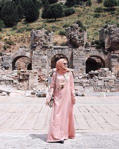 @helminursifah wearing our yara dress