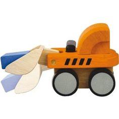 PlanToys Mini Bulldozer