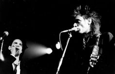 nick cave and blixa bargeld