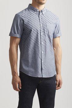 Faded Star Shirt - Retrofit - Shirts : JackThreads