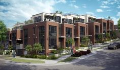 urban townhomes - Google Search