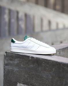 adidas Originals SPZL Lacombe 'White/Easy Green'