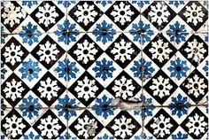 Detalle - Azulejo - Oporto - Porto - Portugal