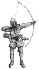 medieval archer drawing - Cerca amb Google