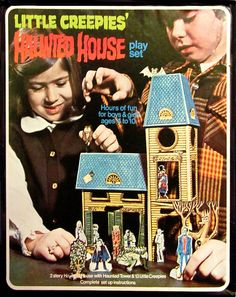 haunted house playset - Google Search