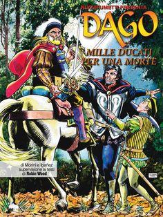 Fumetti EDITORIALE AUREA, Collana DAGO ANNEE 19