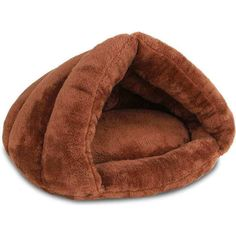 Pet Pet House Sleeping Bed Cave Kitten Cat Dog Soft Mat Warm Nest Kennel Pad - 9350062102268 For Sale, Buy from Pet Beds collection at MyDeal for best discounts. Small Sized Dogs, Pet News, Cat Dog, Grey Bedding, Dog Supplies, Dog Bed, Pet Care, Cats And Kittens, Your Pet