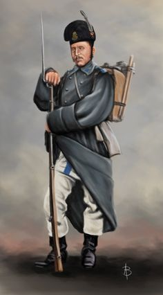 Romanian Dorobant by on DeviantArt Independence War, Eastern Europe, Childhood Memories, Warriors, 19th Century, The Past, Fiction, Military, Deviantart