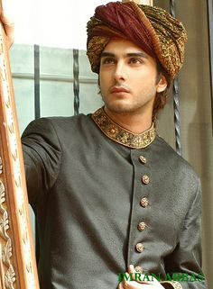 These colours are great, need to get me a sherwani.