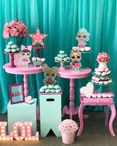101 fiestas: Fiesta temática Lol surprise!