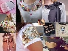 Resultado de imagem para customização de roupas