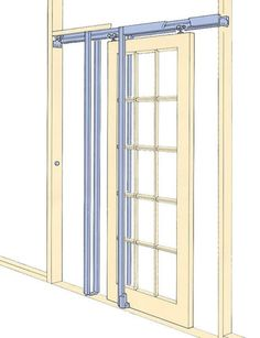 Pocket Door Project