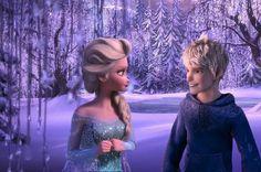 Just another Jelsa shipper : Photo Jelsa, Elsa E Jack, Jack Frost And Elsa, Sailor Moon Background, Elsa Frozen, Disney Frozen, Walt Disney, Model Sketch, Disney Couples
