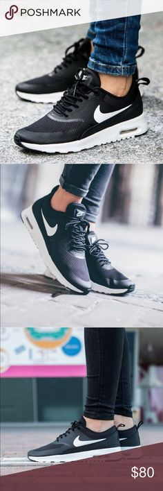 Women's Nike Air Max Thea shoes! Comes from a smoke free home! Brand new with tags! Shoes comes with the box! Nike Shoes Athletic Shoes